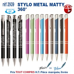 STYLO METAL MATTY IMPRESSION 360 REF 2939 2939 Stylos en Metal 1,02 €