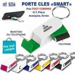 PORTE CLES SMART REF 9254 9254 PORTE CLES PLASTIQUE 0,71 €