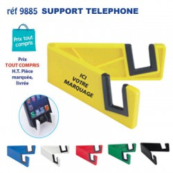 SUPPORT TELEPHONE REF 9885 9885 Support téléphone 0,52 €