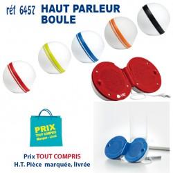 HAUT PARLEUR BOULE REF 6457 6457 ECOUTEURS - HAUT PARLEUR 3,41 €