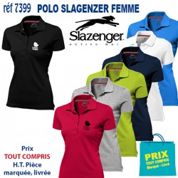 POLO SLAZENGER FEMME 7399 POLO 7,16 €