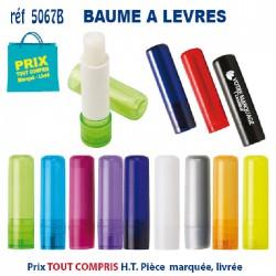 BAUME A LEVRES REF 5067B 5067B DIVERS : BROSSES - PEIGNES - VAPORISATEURS 0,44 €