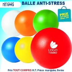 BALLE ANTI-STRESS REF 6445 6445 JEUX - ENFANTS 0,74 €