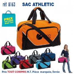 SAC ATHLETIC REF 8163 8163 SACS DE SPORT 4,95 €