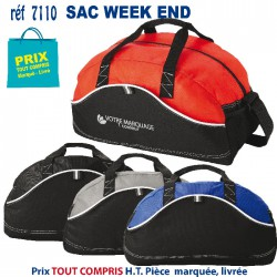 SAC WEEK END REF 7110 7110 SACS DE SPORT 5,70 €