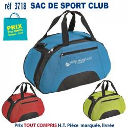 SAC DE SPORT CLUB REF 3718 3718 SACS DE SPORT 8,80 €