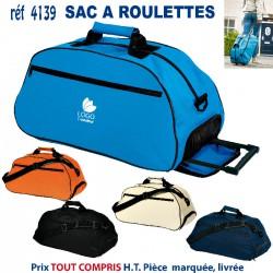 SAC A ROULETTES REF 4139 4139 SACS DE SPORT 13,21 €