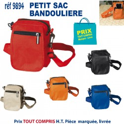 PETIT SAC BANDOULIERE REF 9894 9894 SAC A DOS 2,63 €
