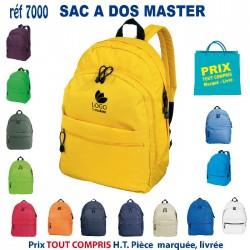 SAC A DOS MASTER REF 7000