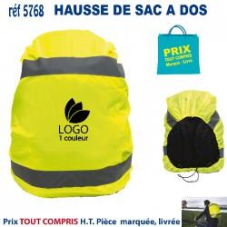 HOUSSE DE SAC A DOS REF 5768 5768 SAC A DOS 2,39 €