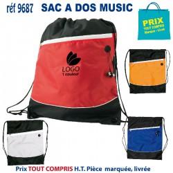 SAC A DOS MUSIC REEF 9687