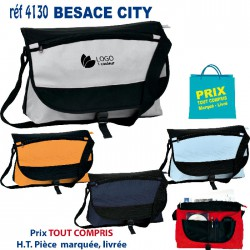 BESACE CITY REF 4130 4130 BESACES 5,80 €