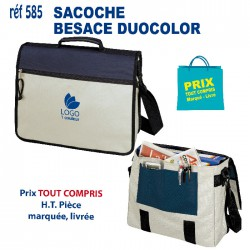 SACOCHE BESACE REF 585 585 BESACES 4,23 €