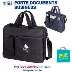 PORTE DOCUMENTS BUSINESS REF 587