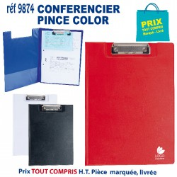 CONFERENCIER PINCE COLOR REF 9874 9874 conférenciers 3,72 €
