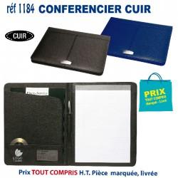 CONFERENCIER CUIR REF 1184 1184 conférenciers 13,27 €