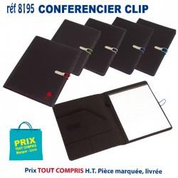 CONFERENCIER CLIP REF 8195 8195 conférenciers 5,78 €