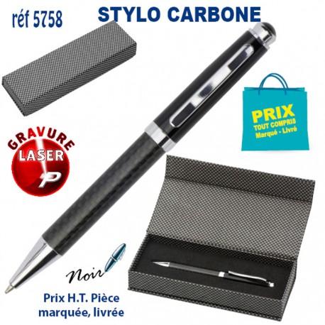 STYLO CARBONE 5758 Ecrin set parure stylos 5,79 €