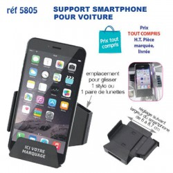 SUPPORT SMARTPHONE POUR VOITURE REF 5805 5805 Support téléphone 1,06 € 897653ee0cd9