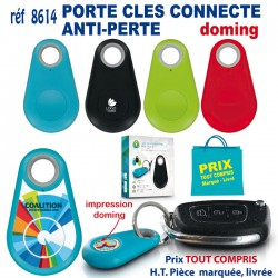 PORTE CLES CONNECTE ANTI PERTE DOMING REF 8614-DOM 8614-DOM OBJETS CONNECTES 4,54 €