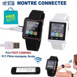 MONTRE CONNECTEE REF 9736 9736 OBJETS CONNECTES 18,84 €