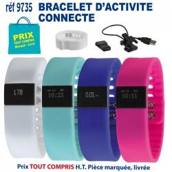 BRACELET D'ACTIVITE CONNECTE REF 9735 9735 OBJETS CONNECTES 13,85 €