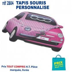 TAPIS SOURIS FORME PERSONNALISEE REF 2804 2804 SOURIS TAPIS SOURIS 1,76 €