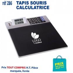 TAPIS SOURIS CALCULATRICE REF 286 286 SOURIS TAPIS SOURIS 5,25 €
