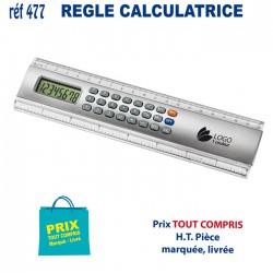 REGLE CALCULATRICE REF 477 477 Règles publicitaires 1,95 €