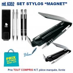 SET STYLOS MAGNET 6352 Ecrin set parure stylos 4,06 €