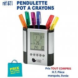 PENDULETTE POT A CRAYONS REF 871 871 Pendulette 2,92 €