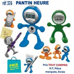 PANTIN HEURE REF 376 376 Pendulette 2,97 €