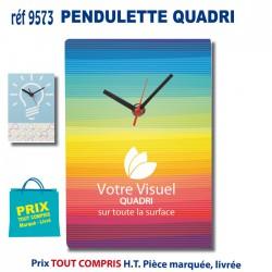 PENDULE QUADRI REF 9573