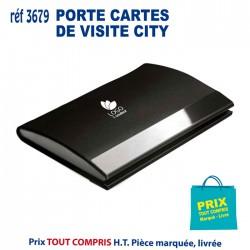 PORTE CARTES DE VISITE CITY REF 3679 3679 Porte cartes de visite 2,88 €