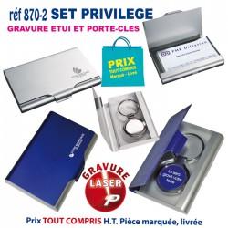 SET PRIVILEGE REF 870-2 870-2 Porte cartes de visite 2,92 €