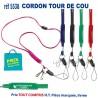 CORDON TOUR DE COU REF 5538 5538 lacet tour de cou 0,86 €